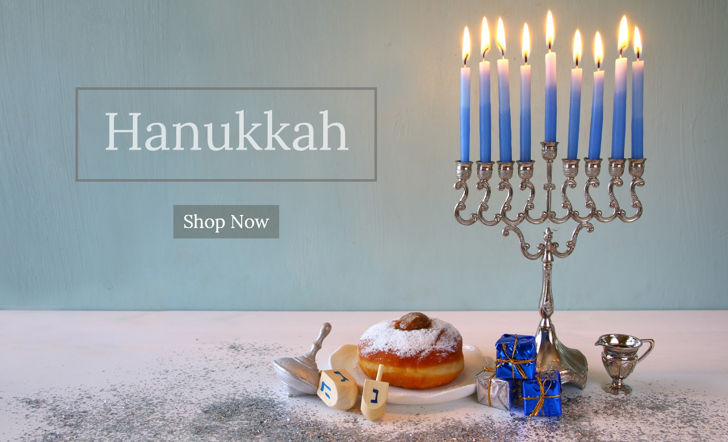 Hanukkah Shop Now