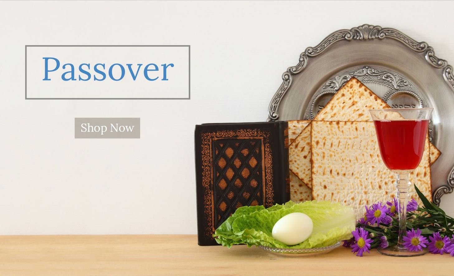 Passover Shop Now